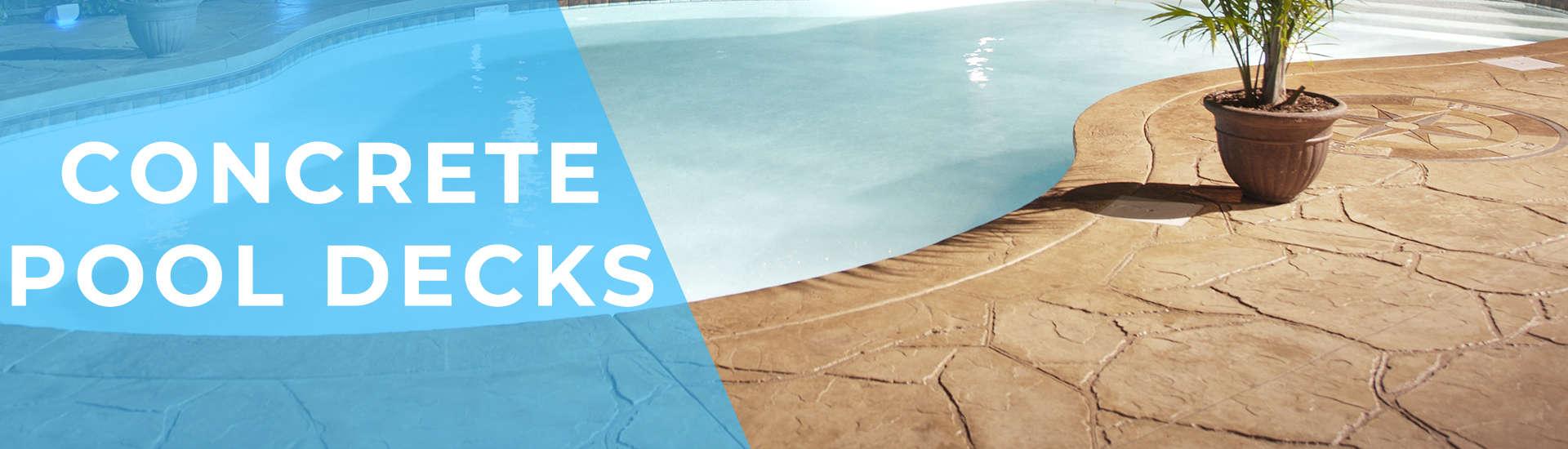 Concrete Pool Decks K&M