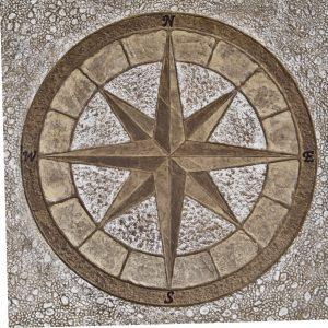 "48"" Compass Rose"