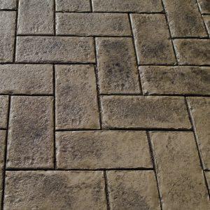 Granite Herringbone