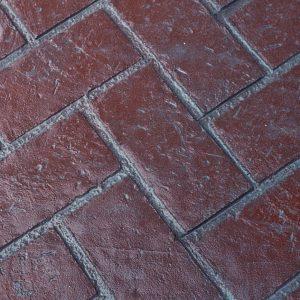 New Brick Herringbone