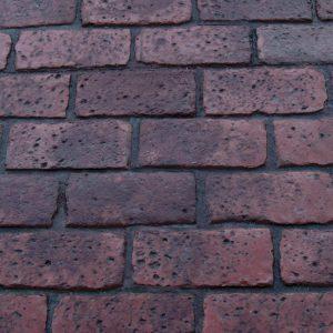 Old Chicago Running Bond Brick