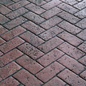 Pennsylvania Avenue Herringbone Brick